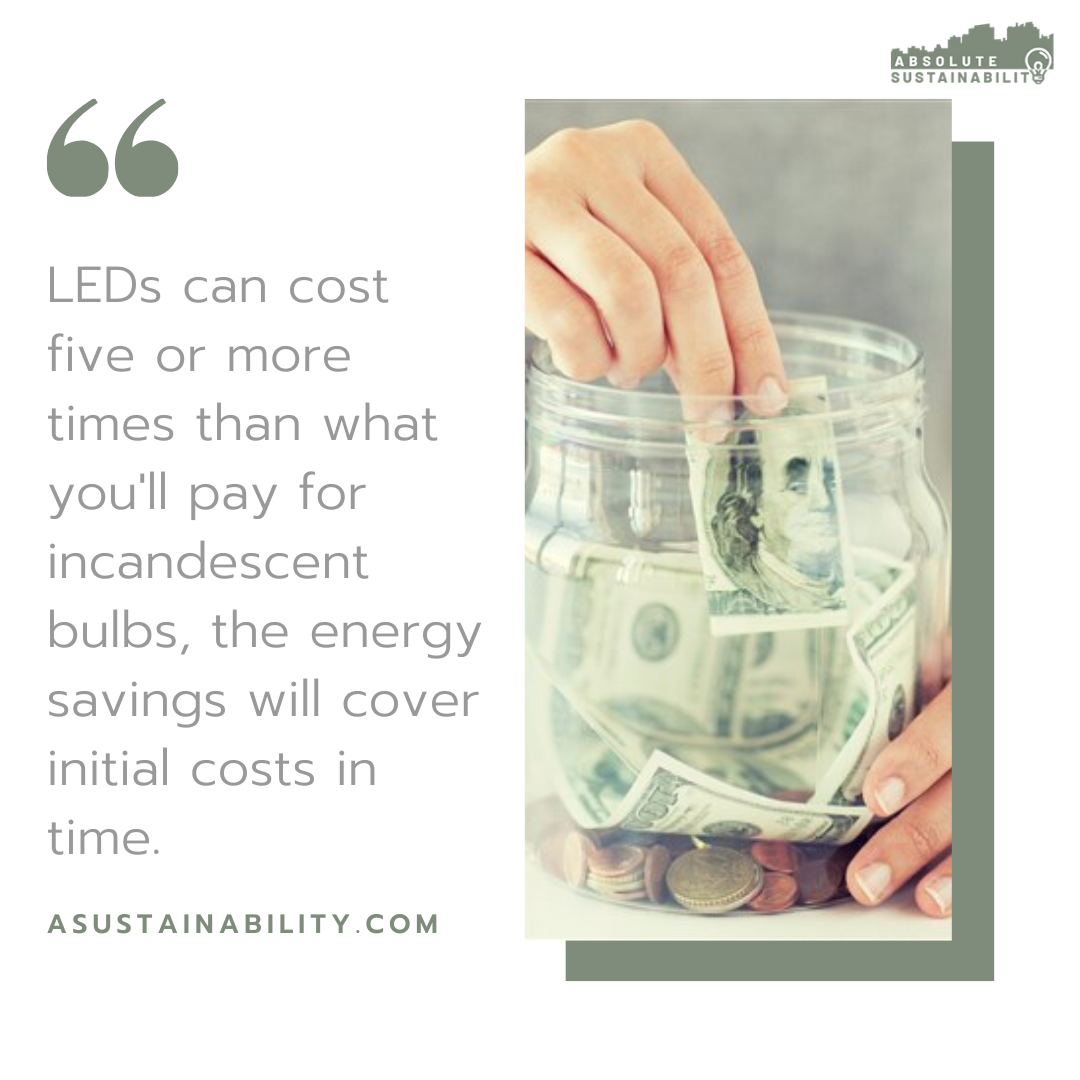 5 reasons why your company should use LED Lighting, commercial LED, LED Lighting, Lighting Tech, business lighting, energy, green, go green, company green, sustainability